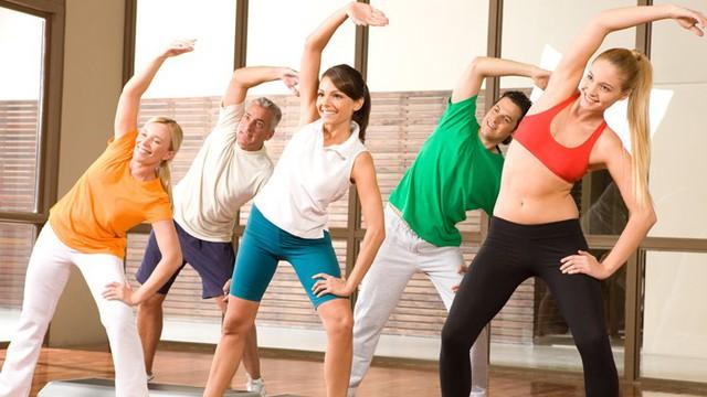 Khoa học công nhận, tập thể dục là liều thuốc chống lão hóa hiệu quả nhất - Ảnh 1.