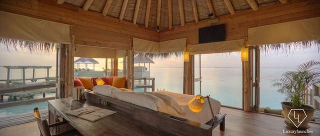 Điểm tên 5 biệt thự nổi trên mặt nước hấp dẫn nhất ở thiên đường hạ giới Maldives - Ảnh 10.