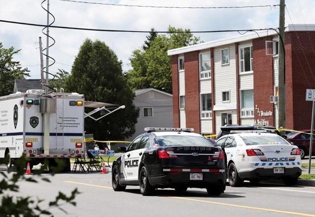 Canada lại rúng động vì xả súng làm 4 người thiệt mạng - Ảnh 1.