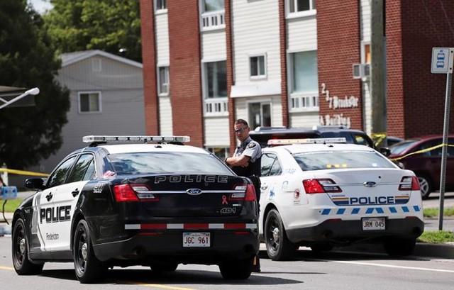 Canada lại rúng động vì xả súng làm 4 người thiệt mạng - Ảnh 4.