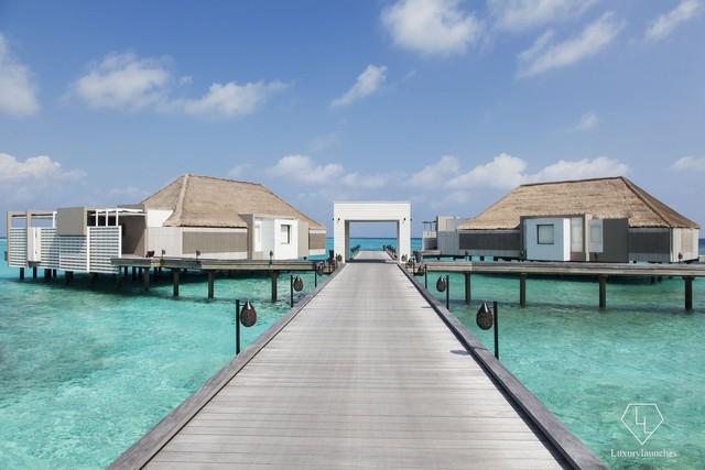Điểm tên 5 biệt thự nổi trên mặt nước hấp dẫn nhất ở thiên đường hạ giới Maldives - Ảnh 3.