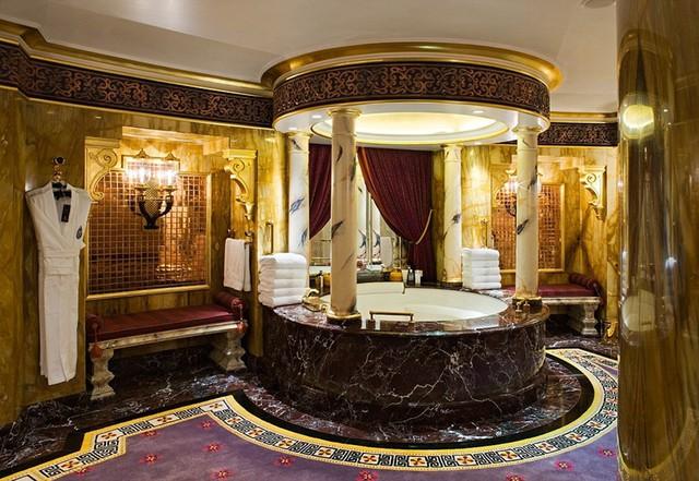 Burj Al Arab - Trải nghiệm sự sang trọng tuyệt vời nhất tại khách sạn xa xỉ 7 sao của Dubai - Ảnh 4.