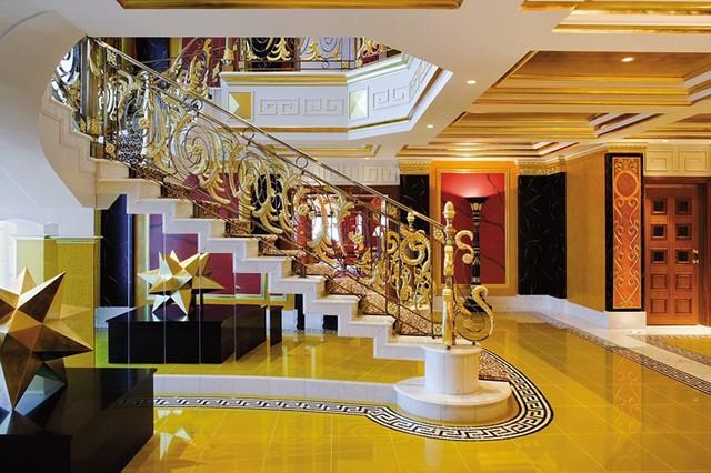 Burj Al Arab - Trải nghiệm sự sang trọng tuyệt vời nhất tại khách sạn xa xỉ 7 sao của Dubai - Ảnh 5.