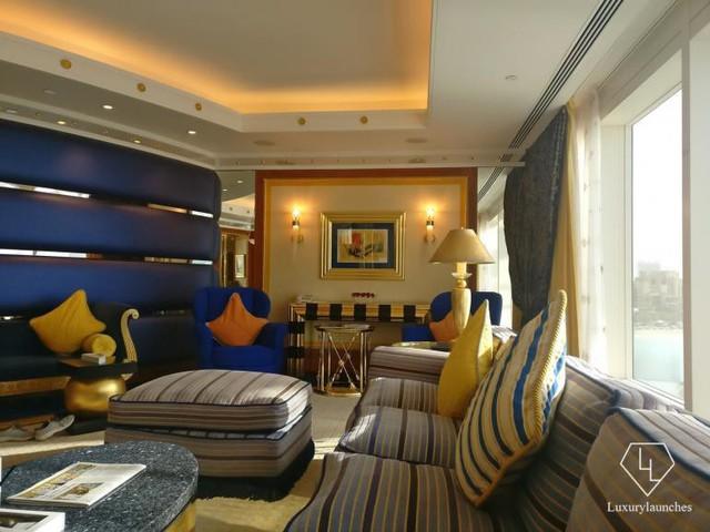 Burj Al Arab - Trải nghiệm sự sang trọng tuyệt vời nhất tại khách sạn xa xỉ 7 sao của Dubai - Ảnh 1.