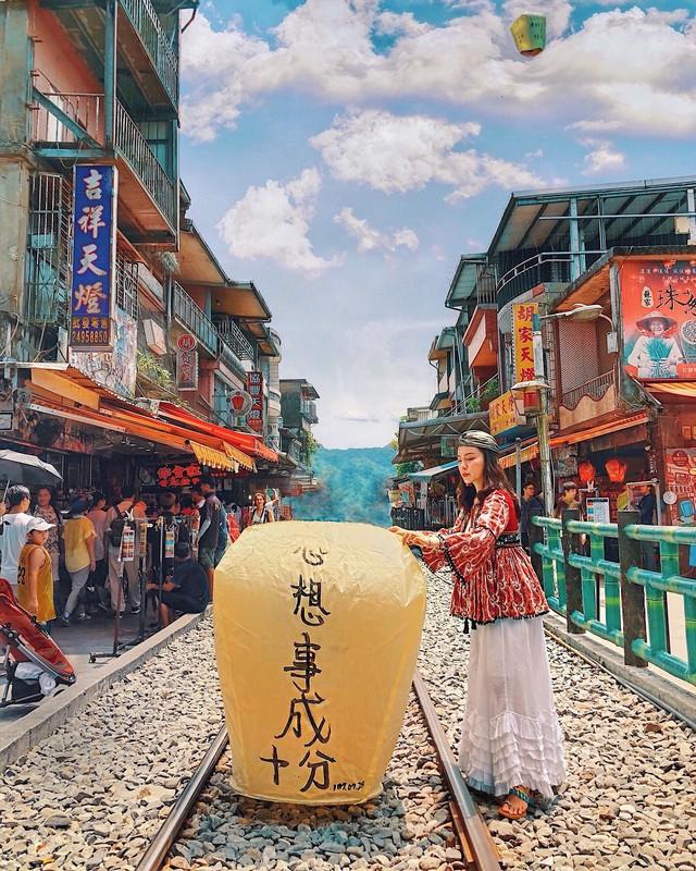 Chuyến đi 5 ngày 4 đêm của hotgirl Hà Trúc khiến ai cũng bất ngờ: Hoá ra Đài Loan còn nhiều nơi mới lạ như vậy! - Ảnh 13.