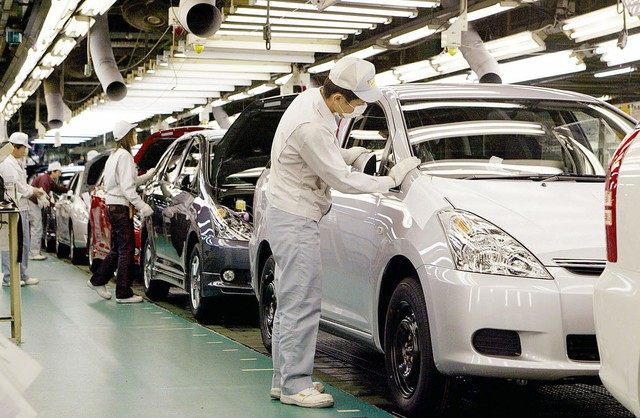 10 thị trường ôtô lớn nhất thế giới - Ảnh 3.