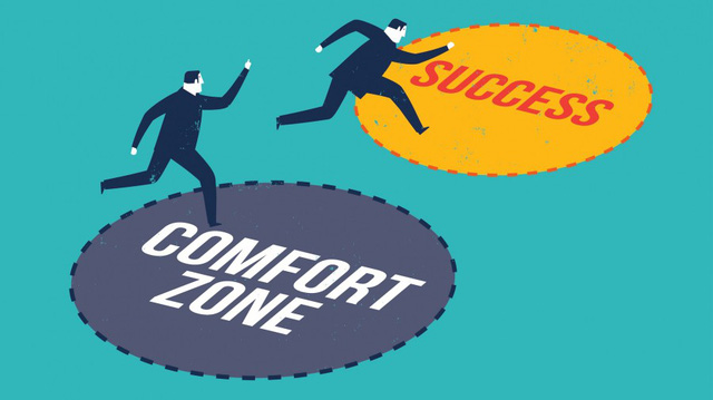 4 bước để thoát khỏi vùng an toàn của bản thân, vượt qua càng sớm càng nhanh có được thành công - Ảnh 1.