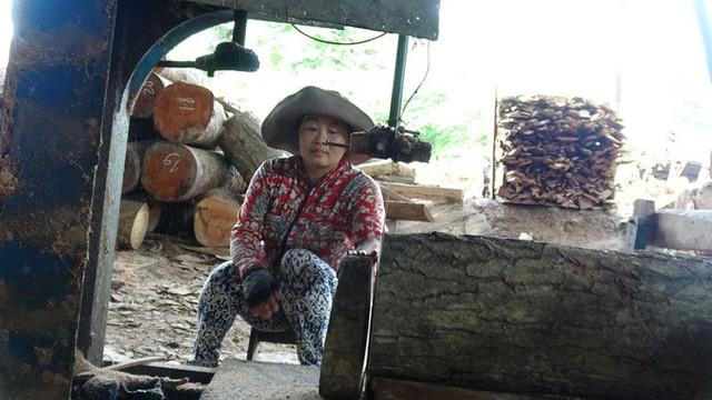 """""""Đột nhập"""" làng nghề làm thớt gỗ trứ danh ở miền Tây - Ảnh 4."""