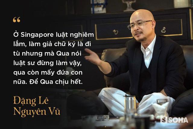 4 giờ cafe với ông Đặng Lê Nguyên Vũ: Cuộc trò chuyện đầy những bất ngờ - Ảnh 5.
