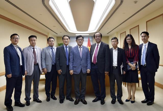 Hoan nghênh Samsung mở rộng đầu tư tại Việt Nam - Ảnh 1.