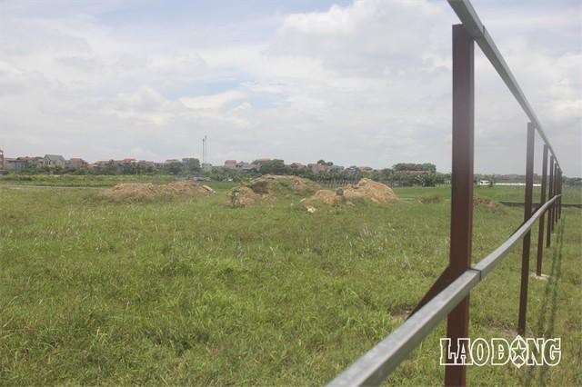 """Hàng chục dự án """"đất vàng nghìn tỉ"""" ở Mê Linh bị bỏ hoang sau 10 năm Hà Nội sáp nhập - Ảnh 7."""