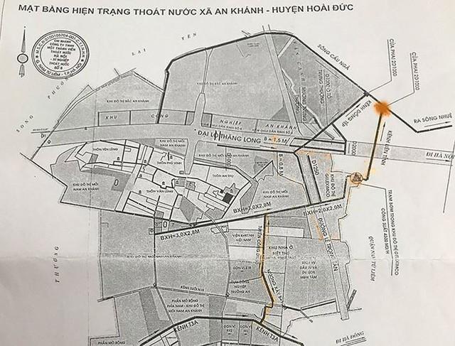 Cách nào để cư dân biệt thự triệu đô Hà Nội vượt mưa lũ?   - Ảnh 2.