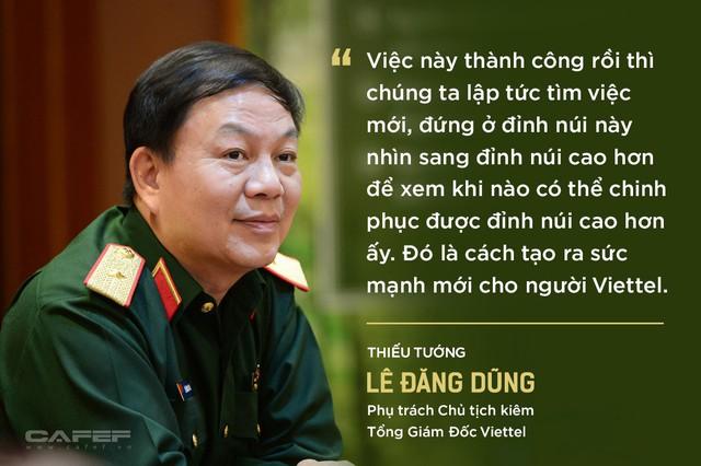 Vì sao Thiếu tướng Lê Đăng Dũng được chọn làm người đứng đầu Viettel? - Ảnh 3.