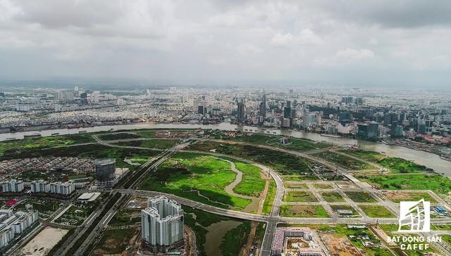Hàng loạt công trình giao thông quan trọng ở Thủ Thiêm sẽ cấp tập xây dựng sau quyết định này của TPHCM - Ảnh 1.