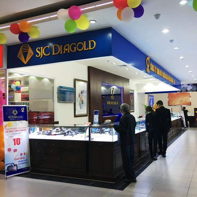 Cổ phần hóa Công ty Vàng bạc Đá quý Sài Gòn - SJC trong năm 2019 - Ảnh 1.