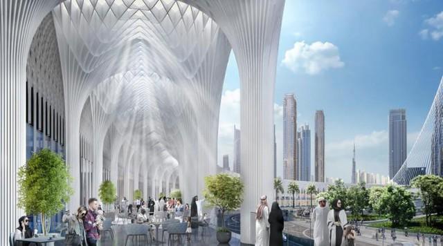 Dubai tiếp tục phá kỉ lục về trung tâm mua sắm lớn nhất thế giới - Ảnh 2.