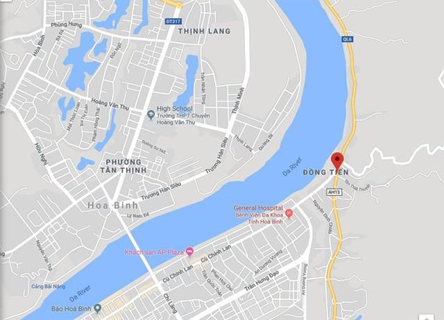 Sụt lún nhà xuống sông Đà ở Hoà Bình: Đã tìm ra nguyên nhân - Ảnh 2.
