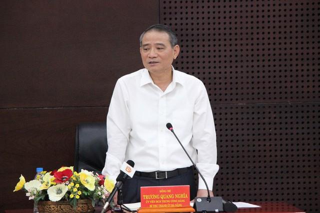 """Bí thư Trương Quang Nghĩa: """"Chúng ta sợ mạng xã hội, từng này đảng viên mà không nói lại mấy người đấy à"""" - Ảnh 1."""