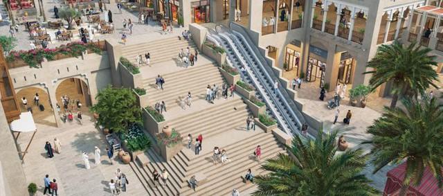 Dubai tiếp tục phá kỉ lục về trung tâm mua sắm lớn nhất thế giới - Ảnh 3.