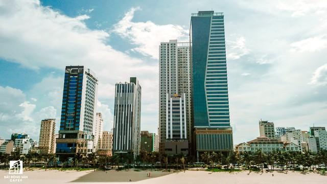Cận cảnh Tổ hợp khách sạn Mường Thanh Đà Nẵng vừa bị phát hiện thêm nhiều sai phạm - Ảnh 4.