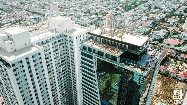 Cận cảnh Tổ hợp khách sạn Mường Thanh Đà Nẵng vừa bị phát hiện thêm nhiều sai phạm - Ảnh 5.