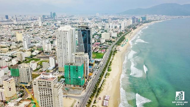 Cận cảnh Tổ hợp khách sạn Mường Thanh Đà Nẵng vừa bị phát hiện thêm nhiều sai phạm - Ảnh 6.
