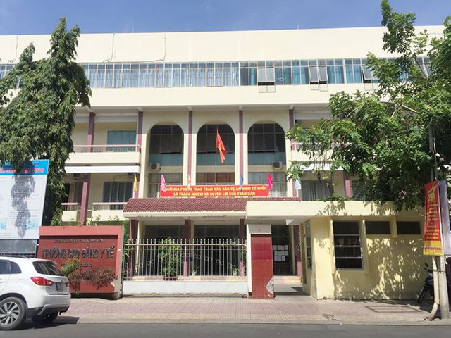 Đất vàng trường học nhường chỗ cho khu phức hợp 40 tầng - Ảnh 1.
