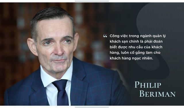 Hành trình từ người rửa bát đến quản lý khách sạn danh tiếng ở Việt Nam - Ảnh 3.