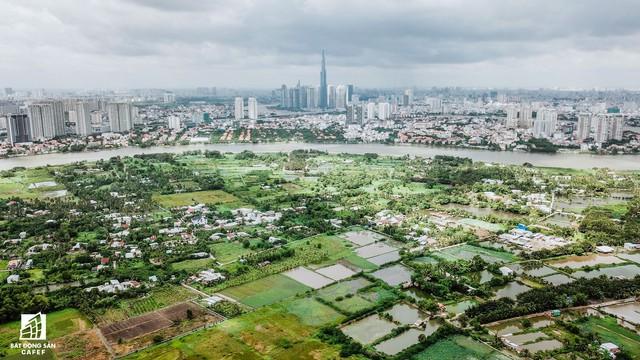 Cận cảnh siêu dự án Bình Quới - Thanh Đa giữa thành thị TP.HCM tân tiến sau 26 năm quy hoạch treo - Ảnh 4.