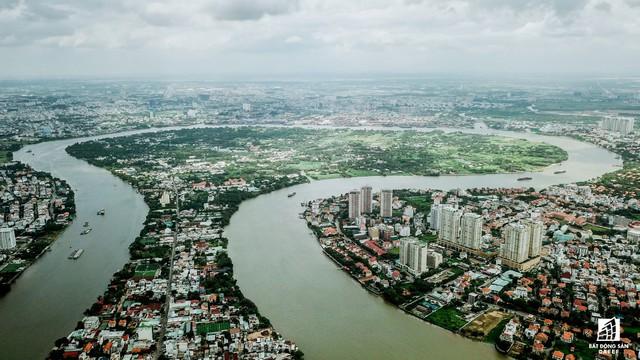 Cận cảnh siêu dự án Bình Quới - Thanh Đa giữa thành thị TP.HCM tân tiến sau 26 năm quy hoạch treo - Ảnh 2.