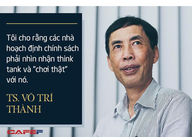 TS Võ Trí Thành tiết lộ