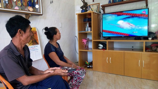 Chú rái cá sông Gianh Nguyễn Huy Hoàng và hành trình đến huy chương lịch sử môn bơi ASIAD - Ảnh 1.
