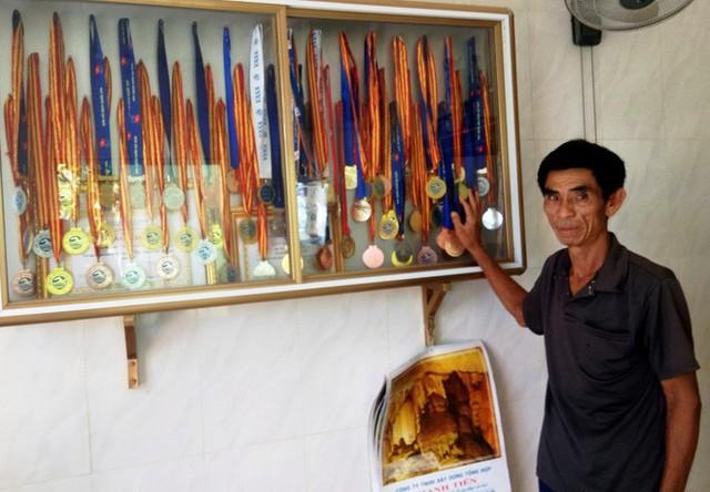 Chú rái cá sông Gianh Nguyễn Huy Hoàng và hành trình đến huy chương lịch sử môn bơi ASIAD - Ảnh 5.