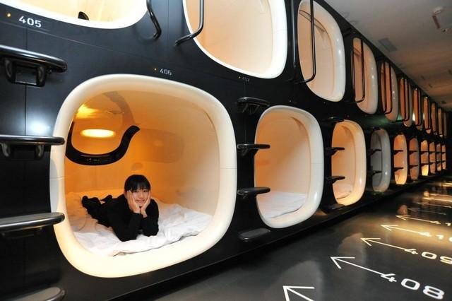 Độc đáo khách sạn một buồng tại Nhật Bản: Trào lưu mới của dân du lịch thế giới - Ảnh 1.