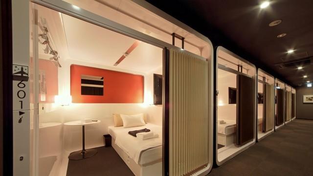 Độc đáo khách sạn một buồng tại Nhật Bản: Trào lưu mới của dân du lịch thế giới - Ảnh 11.