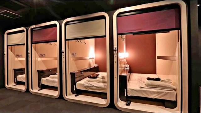Độc đáo khách sạn một buồng tại Nhật Bản: Trào lưu mới của dân du lịch thế giới - Ảnh 4.