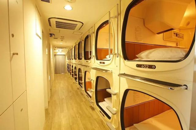 Độc đáo khách sạn một buồng tại Nhật Bản: Trào lưu mới của dân du lịch thế giới - Ảnh 5.