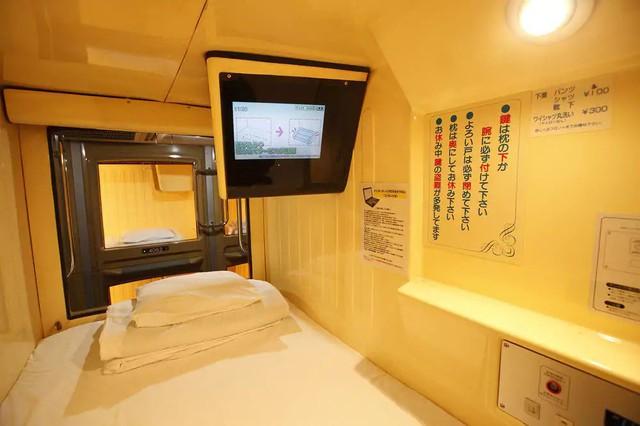 Độc đáo khách sạn một buồng tại Nhật Bản: Trào lưu mới của dân du lịch thế giới - Ảnh 6.