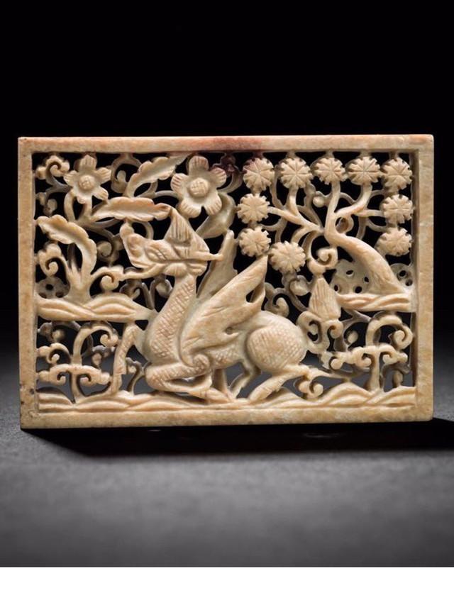 Mị lực của ngọc thạch cổ Trung Hoa với nhà sưu tầm: Những mảnh ghép của thời gian luôn ẩn chứa những điều mới mẻ, thú vị đến bất ngờ - Ảnh 5.