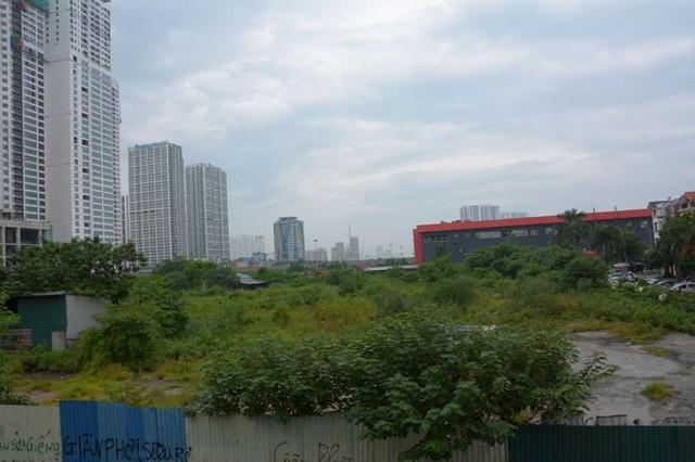 Hẩm hiu 1 số dự án tháp nghìn tỷ giữa Thủ đô - Ảnh 2.