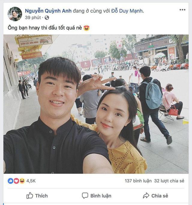Văn Toàn, Công Phượng... mừng chiến thắng tưng bừng trên facebook - Ảnh 6.