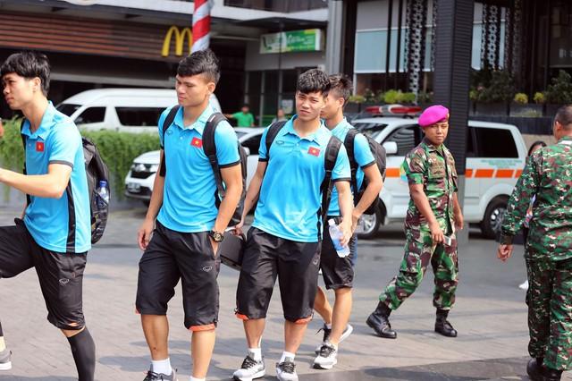 Đột nhập khu resort 4 sao mà đội tuyển Olympic Việt Nam ở cùng tuyển Hàn Quốc trước bán kết - Ảnh 1.