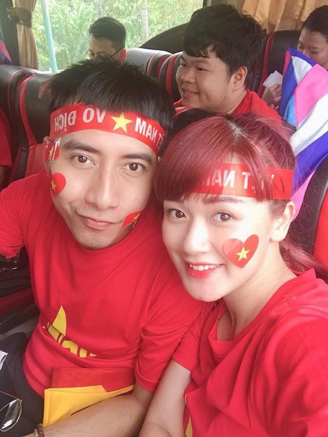 CĐV bần thần trước thất bại của Olympic Việt Nam, nhưng vẫn tự hào vì những gì các cầu thủ đã làm được - Ảnh 136.