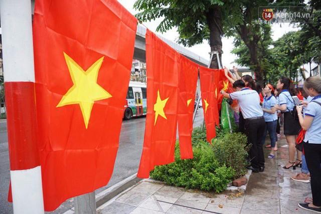 CĐV bần thần trước thất bại của Olympic Việt Nam, nhưng vẫn tự hào vì những gì các cầu thủ đã làm được - Ảnh 138.