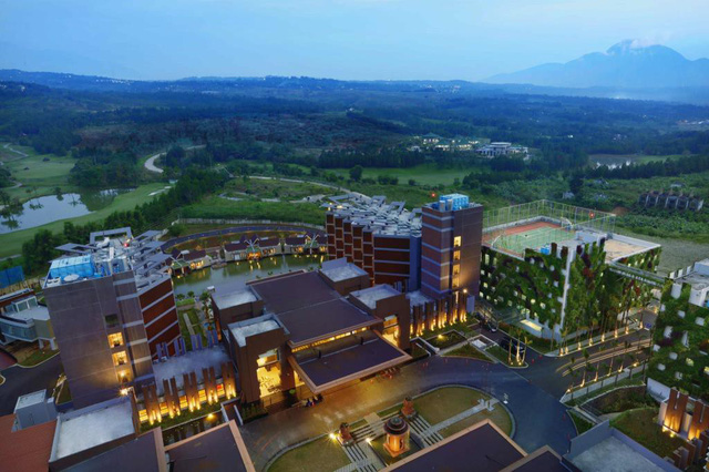 Đột nhập khu resort 4 sao mà đội tuyển Olympic Việt Nam ở cùng tuyển Hàn Quốc trước bán kết - Ảnh 4.