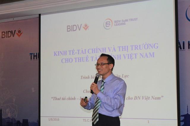Thuê tài chính - Lời giải vốn trung dài hạn cho doanh nghiệp Việt Nam - Ảnh 1.