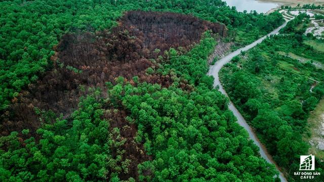 Cận cảnh dự án công viên lạ 15 năm bỏ hoang ở Huế bỗng dưng hút khách nước ngoài - Ảnh 4.