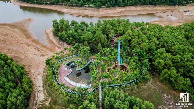 Cận cảnh dự án công viên lạ 15 năm bỏ hoang ở Huế bỗng dưng hút khách nước ngoài - Ảnh 6.