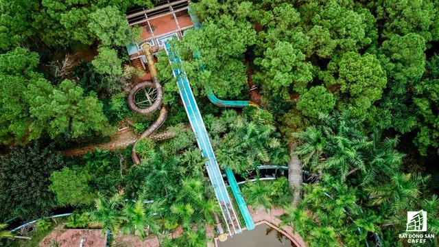 Cận cảnh dự án công viên lạ 15 năm bỏ hoang ở Huế bỗng dưng hút khách nước ngoài - Ảnh 7.