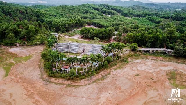 Cận cảnh dự án công viên lạ 15 năm bỏ hoang ở Huế bỗng dưng hút khách nước ngoài - Ảnh 8.
